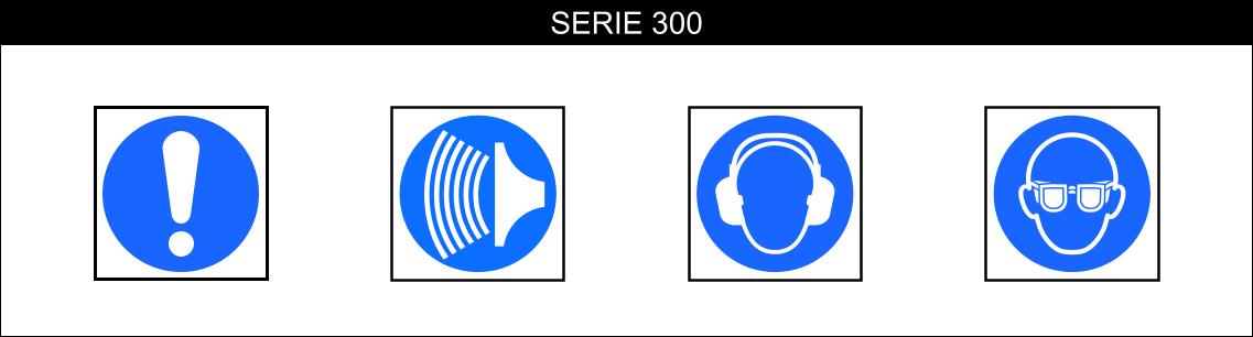 cartelli segnalatori obbligo serie 300